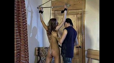 Whipping, Slave girls