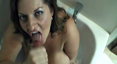 Mature shower, Maria moore, Big tits mature