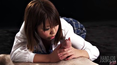 Japan, Japanese small, Pov handjob, Karina, Japanese handjob
