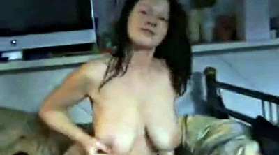 Show, Webcam busty, Masturbations