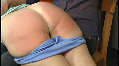 Spanking, Red, Red heads