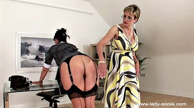 Spanked, Lady sonia