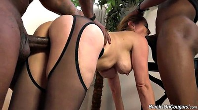 Black creampie, Black cock creampie, Two creampie