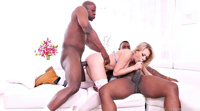 Interracial anal, Interracial dp