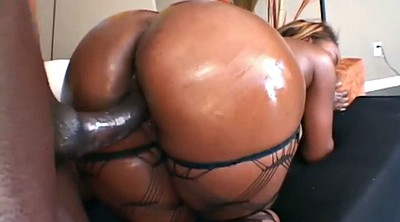 Ebony anal, Thick ebony, Thick ass