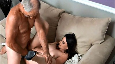 Uncle, Hairy anal, Old and young anal