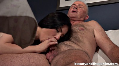 Old mature, Mature blowjob