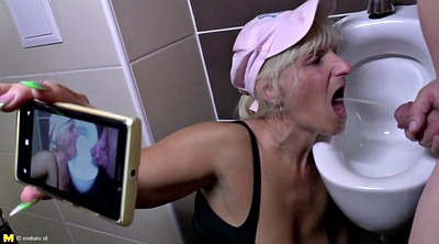 Piss, Old and young, Amateur mature, Granny piss, Granny pissing