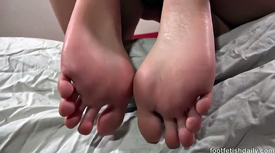 Photo, Teen foot, Nappy, Feet solo