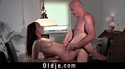 Old couple, Young sex