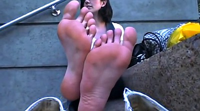 Smelly, Sole, Foot sole