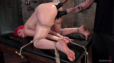 Paige, Slave training, Huge, Anal training, Anal orgasm