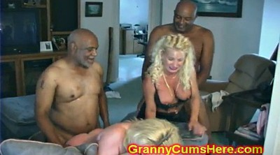 Granny amateur, Granny bbc, Grandmother, Swallowed