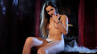 Smoking, Striptease, Dani daniels