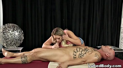 Cali carter, Threesome massage, Threesome masseuse