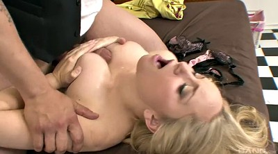 Woman, Aiden starr, Blond big tits