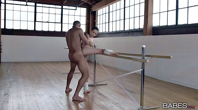 Huge cock, Dancing, Ballerina