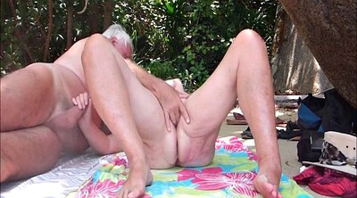 Outdoor, Wife creampie