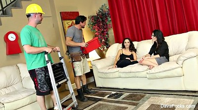 Ava addams, Foursome, Surprise
