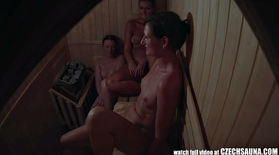 Sauna, Hidden masturbating