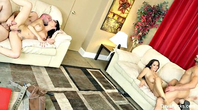Ava addams, Foxx, Surprise, Two, Addams