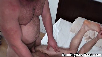 Gay bear, Mature interracial, Interracial mature, Chubby gay, Big load