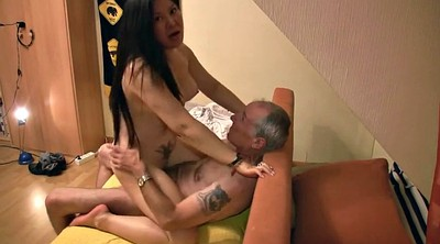 Grannies, Asian granny, Granny blowjob, Thai milf, Thai granny