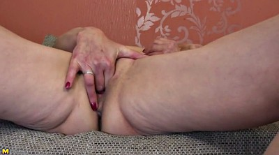 Granny anal, Mature amateur anal