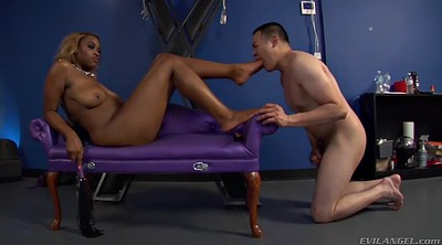 Tori black, Asian femdom, Mistress t, Asian foot, Black ass, Femdom foot