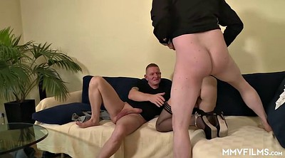 Double anal, Anal threesome, Young anal threesome