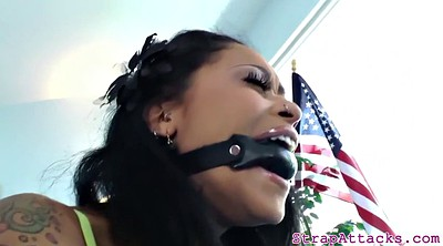 Strapon, Pegging, Black lover
