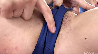 Close up, Asian hairy pussy, Licking hairy pussy