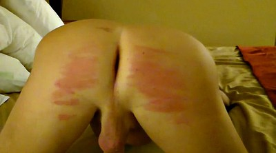 Caning, Spanked, Big balls