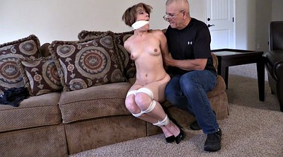 Rubbing, Tie up, Hard tied