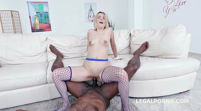 Monster cock, Blacked, Girl anal, Compel