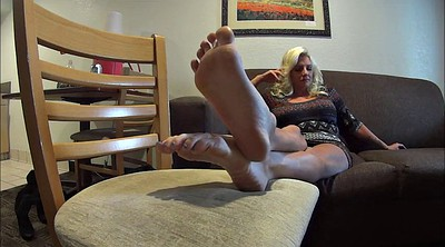 Milf foot, Foot fetish