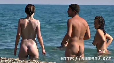 Nudism, Nudist, Videos, Nudist beach