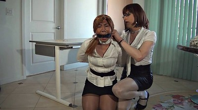 Crossdress, Sandra, Crossdressers, Crossdresser bondage