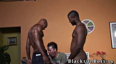 Boys, White guy, Black boy