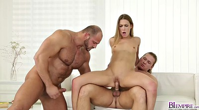 Bisexual, Alexis, Alexis crystal, Threesome anal