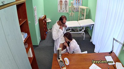 Tall, Hospital, Doctor office, Doctor creampie