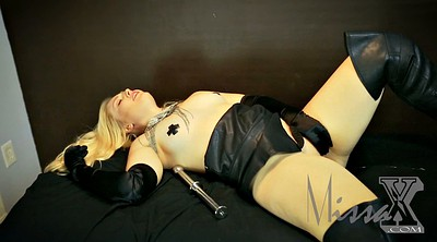Leather, Gloves, Sex pov, Bang