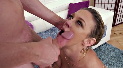 Dee, Balls, Big ball, Mom blowjob, Licking balls, Mom hard