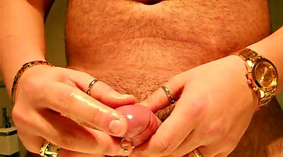Cock, Ring, Piercings, Big cock gay, Piercing ring, Anal plug