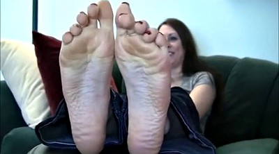 Creamy, Feet soles, Foot sole