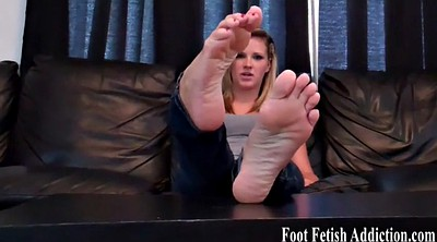 Worship feet, Foot worship