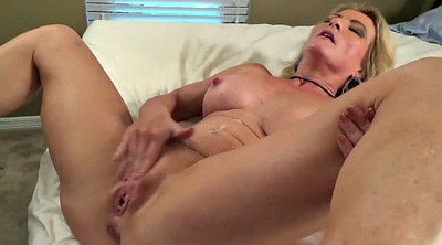 Young mom, Mature tits