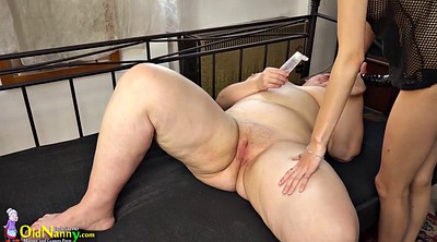 Mature, Young girl, Bbw granny, Teen strapon