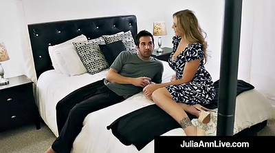 Julia ann, Mom son, Sons, Step son, Julia ann mom, Mom julia ann