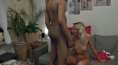 Blacked wife, Young wife, Old film, Husband and wife